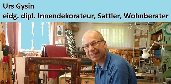 Wohnhandwerk gysin leder solothurn for Innendekorateur polstern